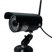 Kerbl 1086 Caméra d'étable supplémentaire avec antenne extérieure et accessoire 2,4 GHz