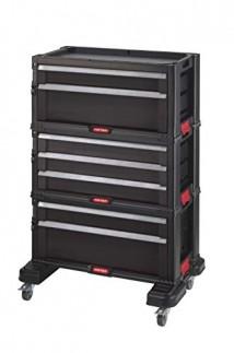 Keter Servante à outils 7 tiroirs 60x38x83cm