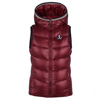 Kingsland Equestrian Tilley Down Womens Body Warmer X Large Red