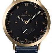 Lilienthal Berlin – Fabriqué en Allemagne – La nouvelle montre de Berlin. Modèle L1, boîtier en acier inoxydable.