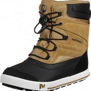 Merrell ML-Snow Bank 2.0 Waterproof, Chaussures de Randonnée Hautes garçon
