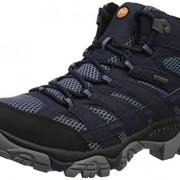 Merrell Moab 2 Mid Gore-tex, Chaussures de Randonnée Hautes Homme