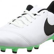 NIKE Tiempo Legend VI, Chaussures de Football Entrainement Mixte Enfant