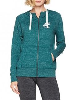 Nike W NSW Gym VNTG Fz Sweat pour Femme