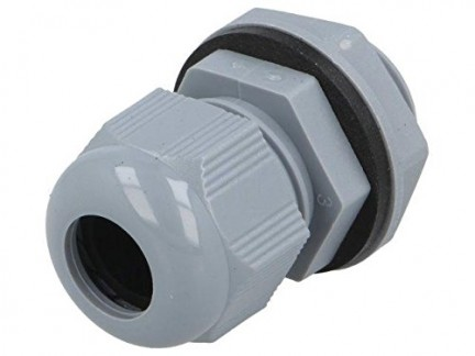 PPC29-SL080 Cable gland PG29 IP66,IP68 Mat polyamide dark grey Pcs10 ALPHA WIRE