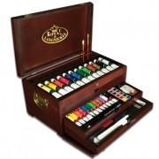 Royal & Langnickel Set d'artiste Coffret de peinture 80 pièces