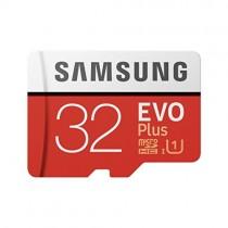 Samsung Carte mémoire Evo Plus Micro SD 32Go avec Adaptateur