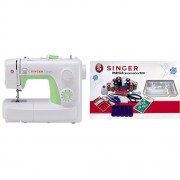 Singer 3229 MC Simple Machine à Coudre Blanc 30 x 17 x 40 cm