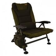 Solaire Attaquer Unisexe C-Tech Haute Chaise inclinable, Vert, Taille Unique