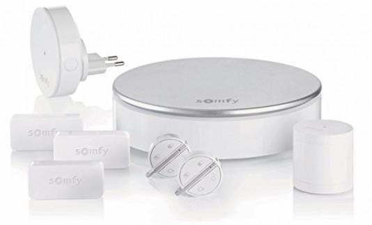 Somfy – Home Alarm