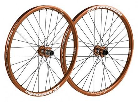 Spank Spoon32Evo 27,5Pouces Wheel Set DE 20mm, 12/150mm Roues, Mixte, Spoon32 Evo 27,5 Zoll wheelset 20 mm, 12/150 mm