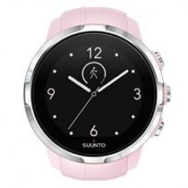 Suunto Spartan Sport Pink, Montre GPS Multisport Athlètes, Unisexe, 10h d'autonomie, Étanche, Écran Tactile Couleur