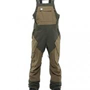 THIRTYTWO Pantaloni Salopette Basement Freeride Freestyle Military AI18