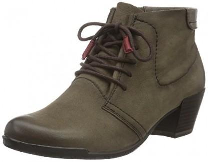 Tamaris 25115, Boots à doublure froide – Style combat femme