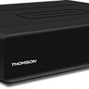 Thomson THT504+ Décodeur TNT Full HD (Tuner DVB-T HD, HDMI, Péritel, Audio Numérique, USB) Noir