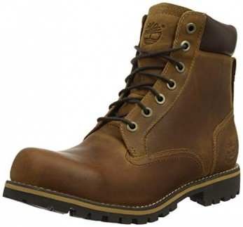 Timberland – 6 In Wp Plain Toe Boot – Bottes – Homme