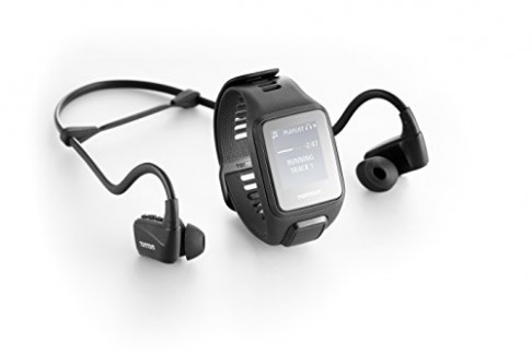 Tomtom GPS Montre Spark 3 pour Le Fitness Activity Tracker