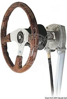 Ultraflex mécanique/tête t71fc avec système planétaire Gear, 58691