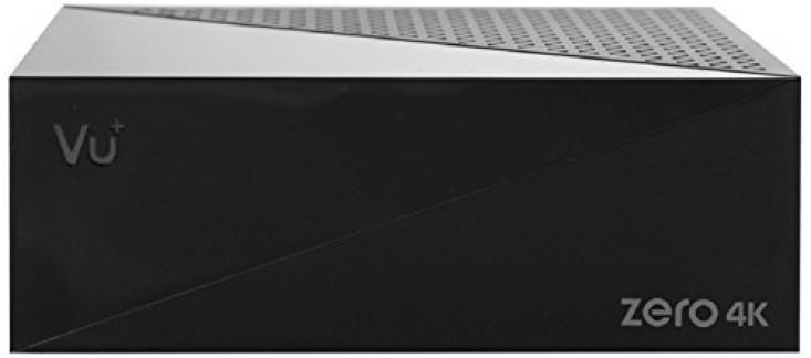 Vu + récepteur Zero 4K DVB-S2x Linux Noir
