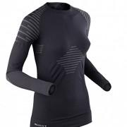 X-Bionic Invent T-Shirt manches longues Femme Noir/Anthracite