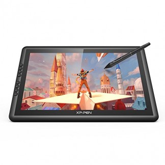 XP-Pen Artist 16 Pro HD Pen Display Dessins Moniteur Graphique Graphique 8192 Supporte Les écrans 4K Windows et Mac OS avec Touches d'accès Rapide