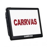carrvas 7«GPS Europe Traffic GPS avec carte mises à jour à vie pour toute l'Europe pour camion voiture taxi aide à la conduite Commande vocale Flash Avertissements