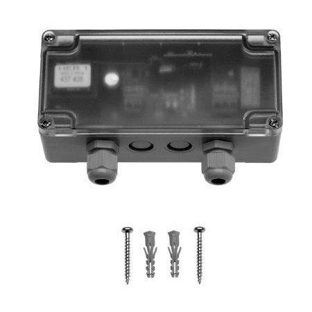 1 Récepteur-relais canaux 868MHz.