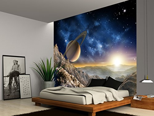 AG fTxxl 1414 Photo intissé Motif Palmiers photomurals Mural-Saturn