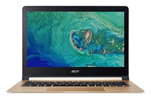 Acer Swift 7 SF713-51-M5GQ Ordinateur Portable Ultrabook 13,3″ Full HD Or/Noir (Intel Core i5, 8 Go de RAM, SSD 256 Go, Intel HD Graphics, Windows 10)