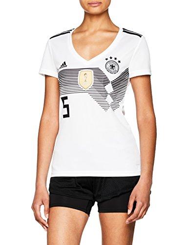 Adidas DFB Maillot de Maison Hummels WM 2018Maillot de Football