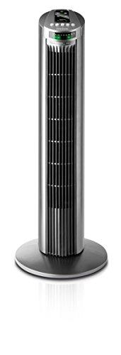 Alpatec 947245000 Babel RC Ventilateur colonne avec télécommande 45 W