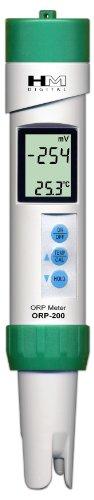 Appareil de mesure ORP-200 testeur d'eau professionnel Combo Meter REDOX/TEMP mV. HM numérique d'origine C°