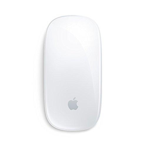 Apple MLA02ZM/A Magic Mouse 2Souris Bluetooth sans Pile pour PC/Mac Unité de Chargement USB