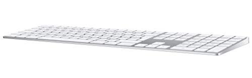 Apple MQ052F/A Clavier Azerty Français Argent