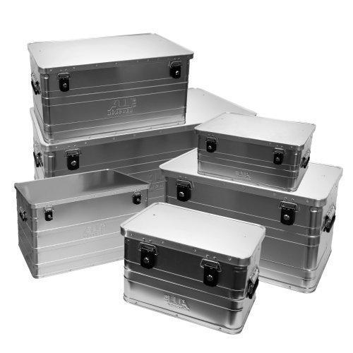 B-Serie Coffre en aluminium Tailles diverses