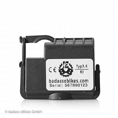 Badass Type 3.4 Kit de Tuning pour Adulte Noir Taille Unique