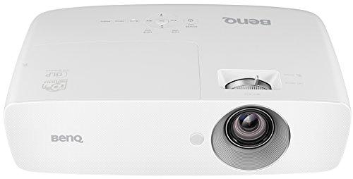 BenQ Home Cinéma Projecteur à Technologie DLP 3D Projecteur Full HD (Blanc)
