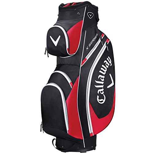 Callaway 2017 X Series Homme Sac Panier de Chariot de Golf 14-Façon Diviseur