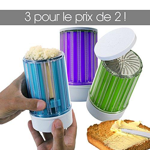 Cookit Easy Butter 3 moulins à Beurre pour Le Prix de 2 !