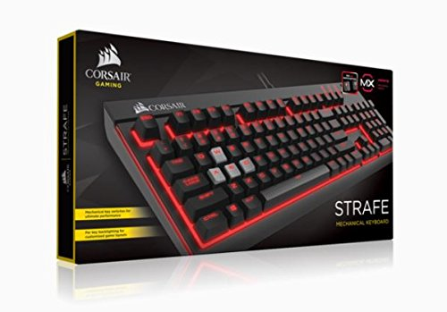 Corsair CH FR Gaming Strafe Cherry MX Performance rétroéclairage Clavier mécanique Gaming