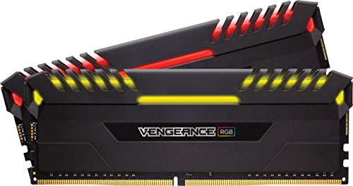 Corsair Vengeance RGB – Kit de Mémorie Enthousiaste