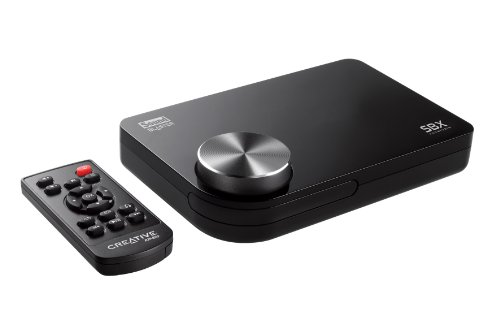 Creative Sound Blaster X-Fi Surround 5.1 Pro – Carte Son USB – SBX ProStudio