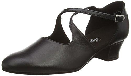 Diamant Damen Tanzschuhe 052-102-034, Chaussures de Danse de Salon Femme