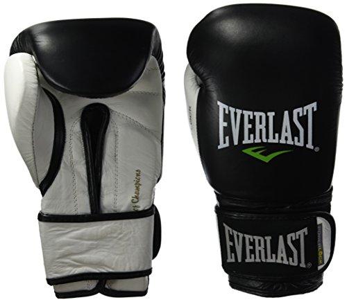Everlast Box Objet d'entraînement pour Adulte Gants Velcro