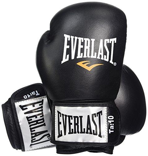 Everlast Fighter Gants de boxe  Noir/Rouge