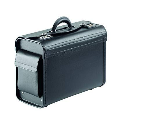 Falcon FI2345 Multifonctions Compact Noir Pilot Pilot-Housse, idéal pour Les Bagages de Cabine, Bagages à Main.