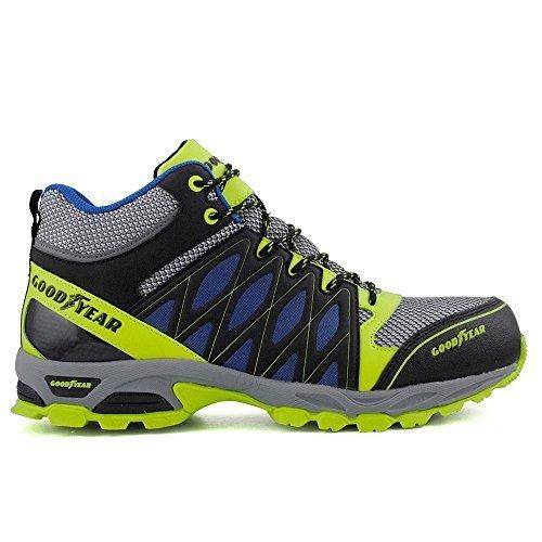 GOOD YEAR S1P Chaussures Hommes sécurité multi GYBT1533
