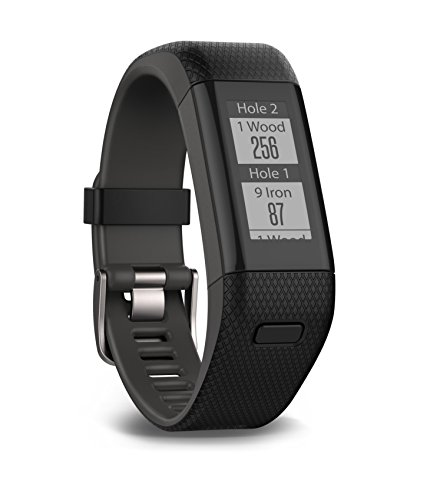Garmin Approach X40 – Bracelet GPS de Golf avec Cardio Poignet