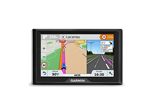 Garmin Drive 51 LMT-S Plus GPS Auto – 5 Pouces – Cartes Europe 46 Pays – Cartes, Trafic, Zones de Danger à Vie
