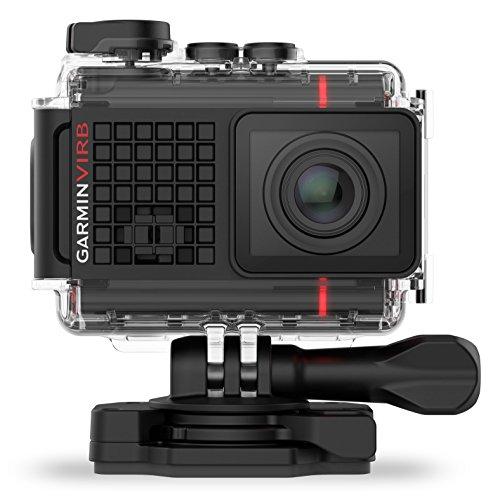 Garmin VIRB Ultra 30 Caméra d'action d'action 4K avec écran Tactile et Commande vocale G-Metrix